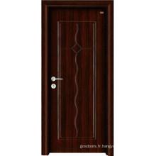 Porte intérieure en bois (LTS-110)