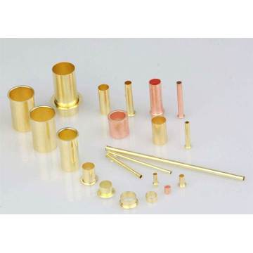 Copper material telecommunication turning parts