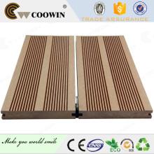 Madera de plástico compuesto madera de tablero artificial