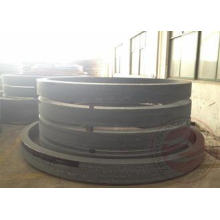 Roller Ring Ring Flange Open Die Forging Forged Ring Forged