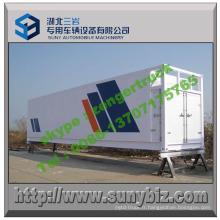 Conteneur de la station de recharge mobile 64000 L