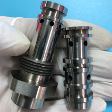Spool of Hydraulic Valve Parts After Mirror Polishing