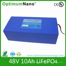 48V Lithium 10ah Battery Pack