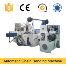 Steel Wire Link Chain Automatic Bending Machine for chain making