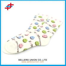 Горячая продажа детей милый Терри уютный микрофибра носок завод