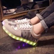 2016 LED Light Up Women Shoes