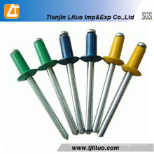 Low Price Supply Colored Blind Rivets