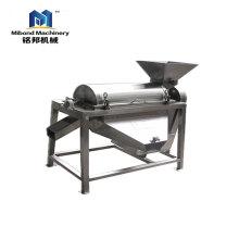 Venta caliente Fruta profesional Máquina del batidor de uva Fruta industrial de un solo canal