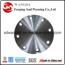 Flange de placa cega do ANSI b 16.5