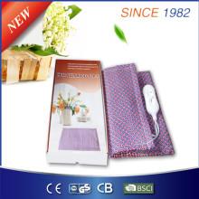 Diseño de moda nueva almohadilla de calefacción eléctrica con temporizador