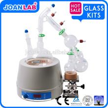 JOAN LAB Equipos Cabezales de destilación de trayecto corto
