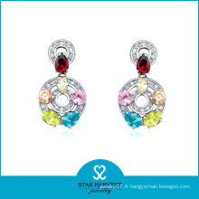 Boucle d'oreille en argent sterling élégante pour Ladys 2014 (SH-E0155)