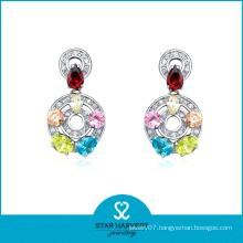 2014 New Elegant Fashion Silver Earring for Ladys (SH-E0155)