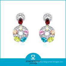 2014 New Elegant Fashion Silver Earring for Ladys (SH-E0155)