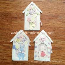 Etiqueta de papel personalizado decorativo / Artesanía Animal Casa Forma DIY Artesanía