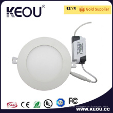 AC85-265V SMD2835 White Frame LED Light Panel Ce RoHS