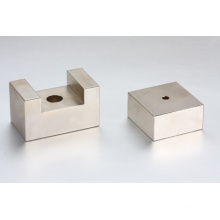 Starker Magnet, Permanenter Neodymim-Eisen-Bor-Block.