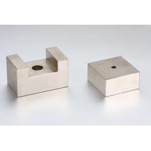 Редкоземельный блок Форма Неодимовые железные боронные магниты