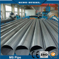 SSAW ERW Black Annealed Steel Pipe