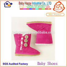 2014 hottest children's winter footwear Import from China