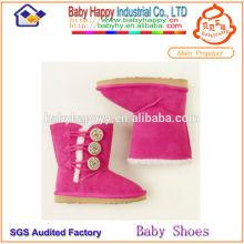 2014 самая горячая детская зимняя обувь Импорт из Китая