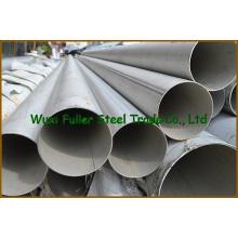 Труба ASTM конца a269 tp304 Безшовные пробки нержавеющей стали