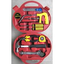 Hogar de la calidad de la mano 12pcs conjunto de herramientas de mano