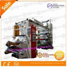 Letterpress Plastic Bag Flexographic Printing Machine