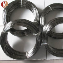 Super elastic shape memory alloy nitinol wire