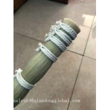 "31-36 ""Natural White Horse Tail Hair"