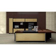 Mobilier de bureau de bureau de bureau moderne en bois de bureau (HF-LTA134)