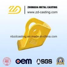 OEM-Feinguss mit legiertem Stahl für den Bau