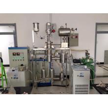 Equipo de destilación de corto alcance