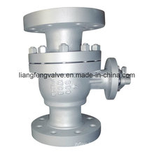 600lb Ball Valve API Flanged End RF