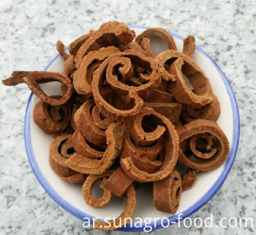 High Purity Organic Cinnamon Powder