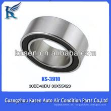 30 * 55 * 23 Cojinete del embrague del compresoor del aire acondicionado auto