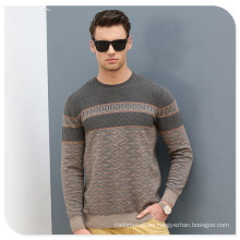 2017 nuevo estilo 100% cashmere suéter del hombre Puyuan China