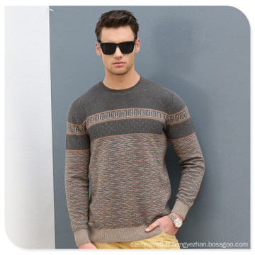 2017 nouveau style 100% cachemire homme pull Puyuan Chine