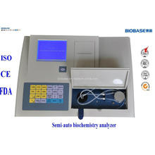 Semi Automatic Biochemistry Analyzer