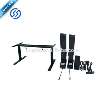 Height Adjustable Sit Stand Up Office Standing Desk lifting columns