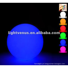 luz da esfera conduziu a luz da lua do partido