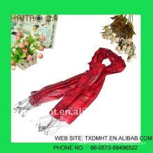 HTC114 nuevas bufandas con estilo para las señoras, bufandas con estilo