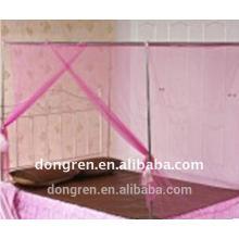 OMS a approuvé des moustiquaires traitées pour un lit king size