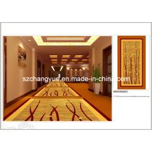 Alta Qualidade Impresso Nylon Wall to Wall Hotel Carpet