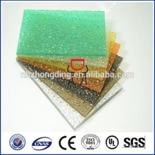 cheap solid embossed polycarbonate sheet price