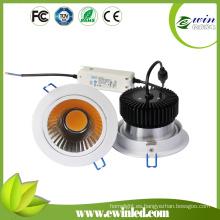 MAZORCA de 20W Dimmable LED Downlight con la certificación del CE y de RoHS