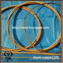 Голый медный проводник - Аллюминиевые проводники для электрической железной дороги