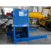 5 Tons Hydraulic Uncoiler with Coil Car