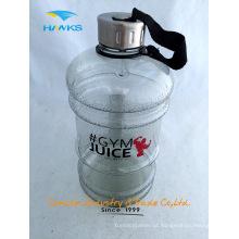 Garrafa de água desportiva de 70 oz com alça