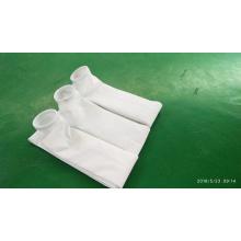bolso de filtro no tejido perforado aguja del poliéster